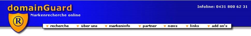 Markenrecherche.de header image 3
